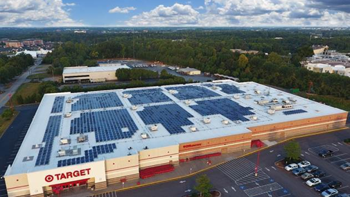 Target is tops in corporate solar-energy users - Minneapolis / St. Paul Business Journal