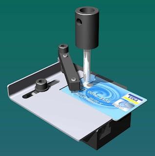 S0997 - Tinius Olsen - Smart Card Push Out Test