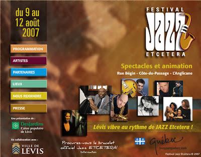 Festival de Jazz Etcetera de Levis