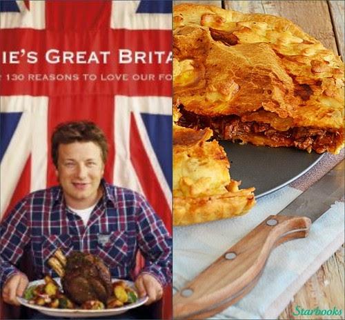 Jamie Oliver Great Britain Eccles Cakes Recipe