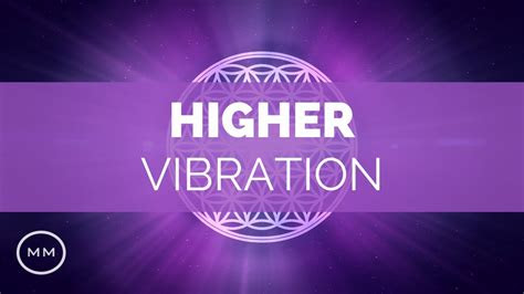 higher vibration raise  frequency  hz