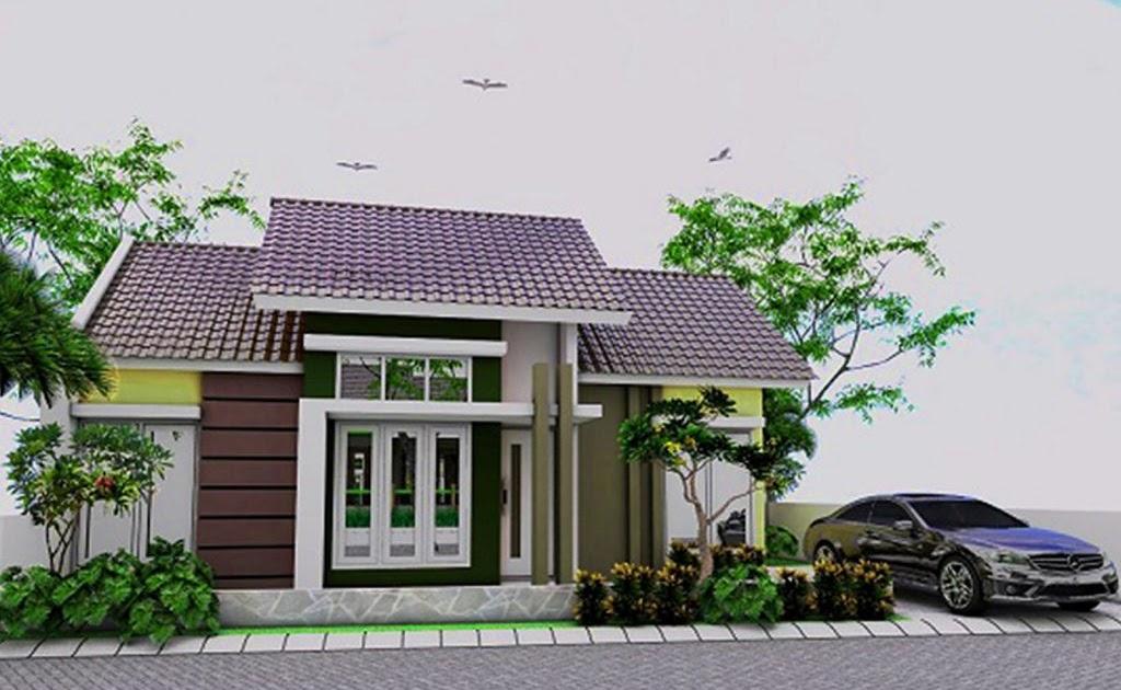 Gambar Desain Rumah Minimalis Halaman Luas Info Lowongan