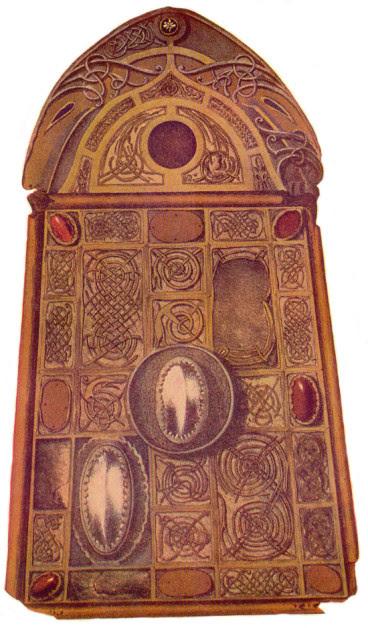 reliquaire cloche de saint Patrick