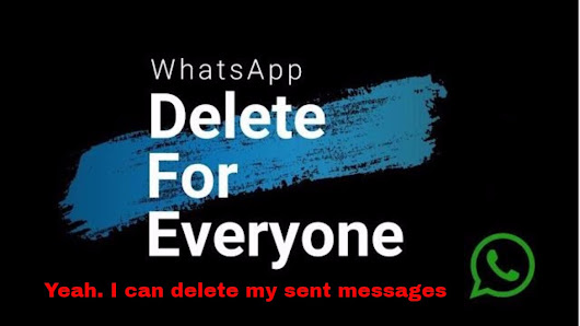 WhatsApp Delete for Everyone: How to Delete Sent Messages? - TTI Trends
