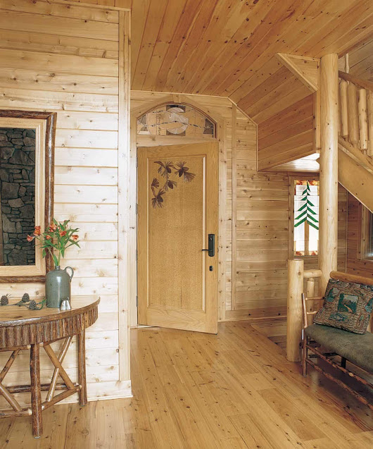 Cedar is the Smart Choice for Your Log Home • Big Twig Homes • Cedar Log Homes in NC & SC