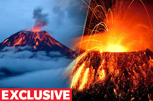 Supervolcano 'worse than Vesuvius' that could kill MILLIONS across Europe 'ready to blow'