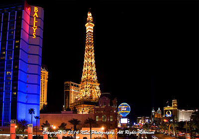Paris Las Vegas, Eiffel Tower - Copyright © 2014 NSL Photography. All Rights Reserved