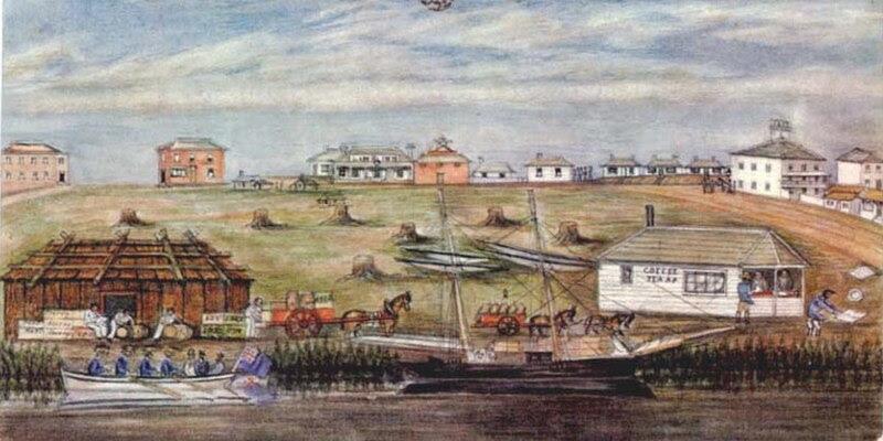 http://upload.wikimedia.org/wikipedia/commons/thumb/5/5e/Landing_at_melbourne_1840.jpg/800px-Landing_at_melbourne_1840.jpg