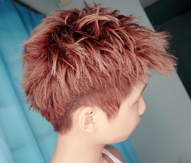 typicalben hair colour