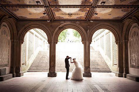 Loeb Boathouse Weddings   NYC Wedding Photographers