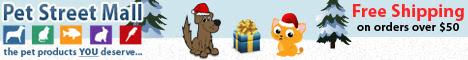 PetStreetMall.com - Low prices on Pet Supplies!