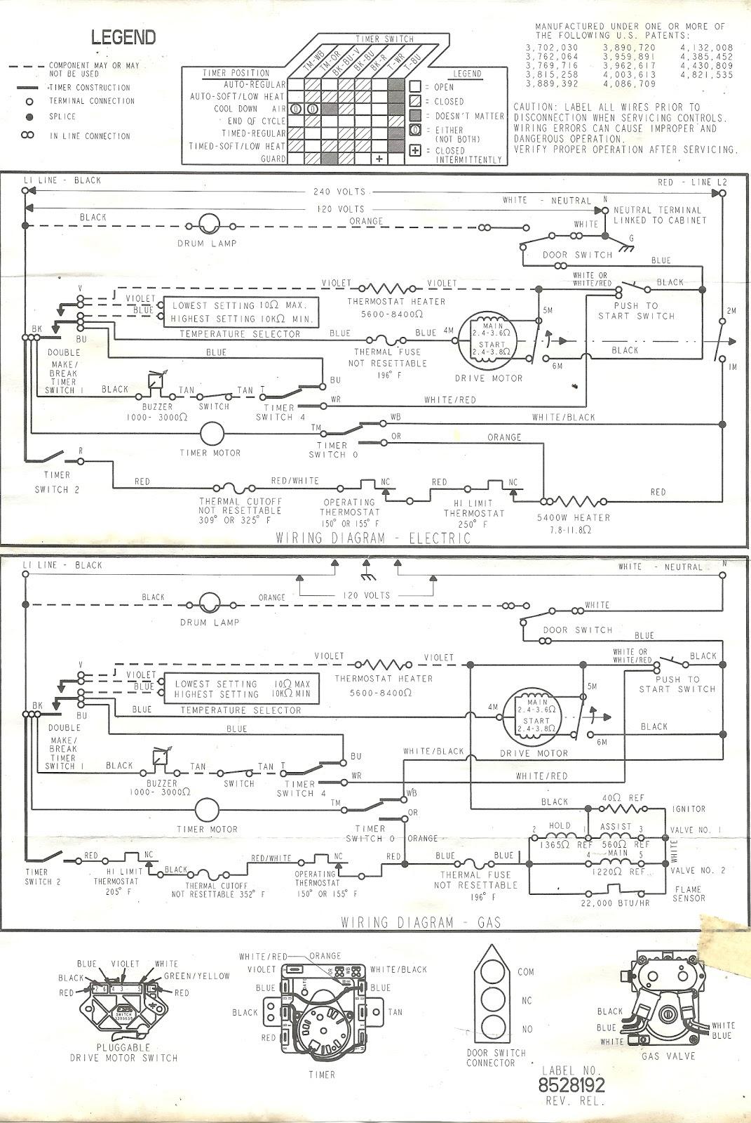 Diagram Whirlpool Dryer Wiring Diagram 240 Vac Full Version Hd Quality 240 Vac Digitalliv Ventoinpoppa It