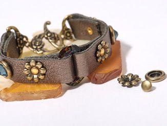 Bohemian Bling Bracelet