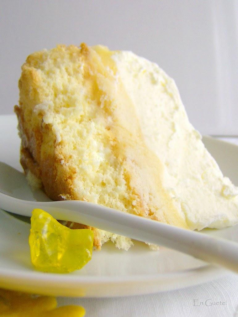 Torta cítrica