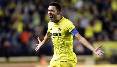 Nuevo recital del Villarreal y empate del Sevilla que lideran sus grupos.