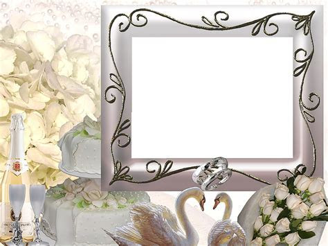 Wedding Frames for Photoshop   wedding frames for