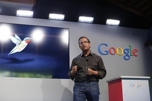 Google search chief Singhal to quit, to be replaced by AI head