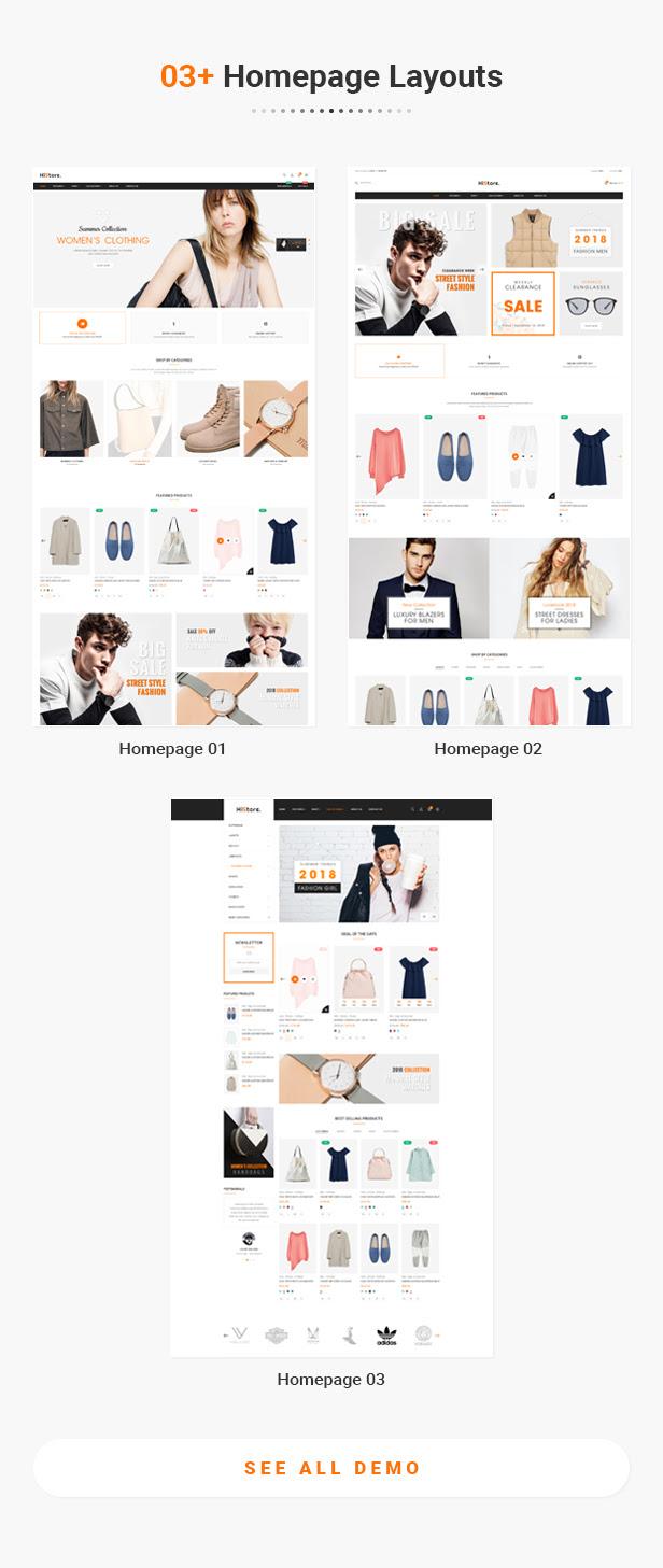SM HiStore