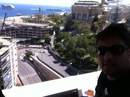 Em Mônaco