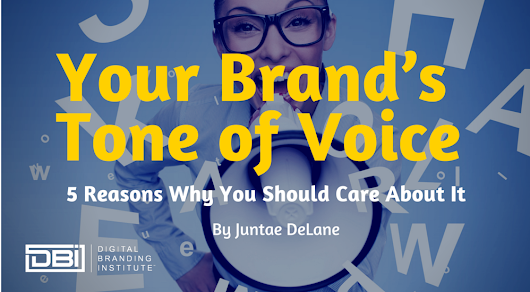 Your Brand's Tone of Voice »