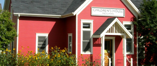 Congratulations, Children's House Preschool on your National Accreditation! - Children's House Preschool
