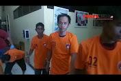 VIDEO: Polisi Ringkus Lima Bandar Narkoba di Tebo