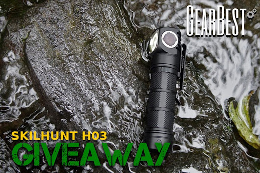 Skilhunt H03 Giveaway - LumenZilla