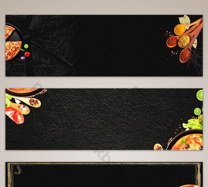 Background X Banner Makanan - desain spanduk keren