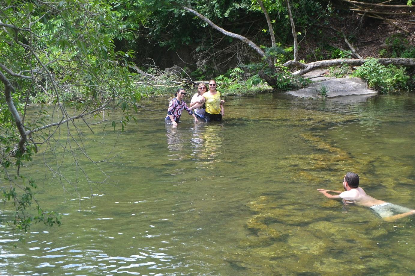 Resultado de imagen para El arroyo Tagatiyá, un paraíso