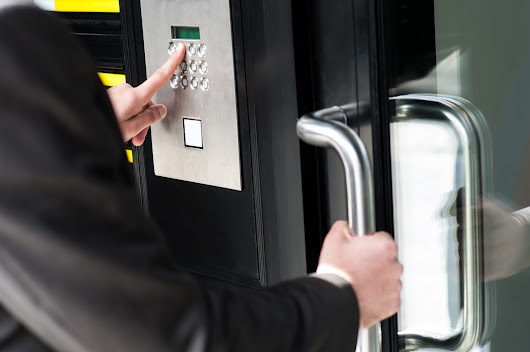 A NYC Locksmith Explains The Difference Between A Telephone Entry System And An Intercom