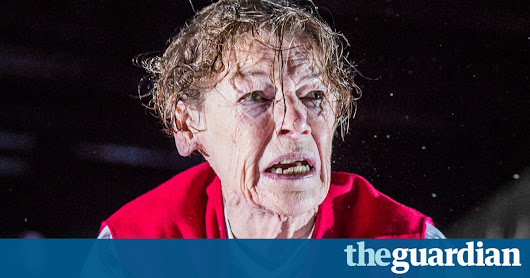 King Lear review – Glenda Jackson makes a shattering return to the stage | Stage | The Guardian
