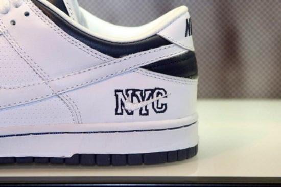 Nike Dunk Low New York Yankees House of Hoops