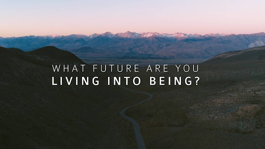 LIVING INTO BEING | katie on Patreon