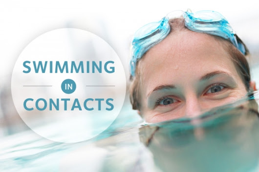 Can you Swim with Contact Lenses? | CooperVision