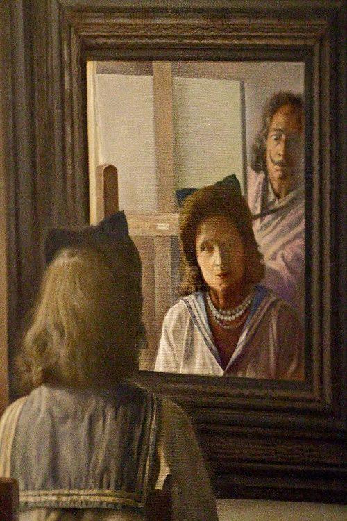 """Résultat de recherche d'images pour """"peinture muse"""""""
