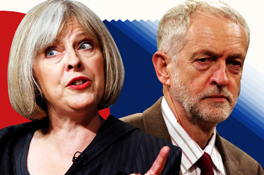 "The coming British bloodbath: Theresa May's ""snap election"" will be an epic disaster for the left. But why?"