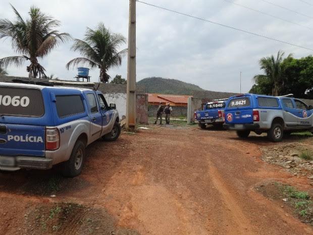 Principal suspeito do crime é o sócio da vítima (Foto: Jadiel Luiz/Blog Sigi Vilares)
