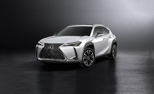 2019 Lexus UX Crossover Revealed | News | Car and Driver