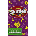 Skittles Original Bite Size Candy 3.5 Ounce Easter Theater Box - 12 Boxes