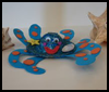 Octopus<br />  Hat Craft   : Octopus Crafts Ideas for Children