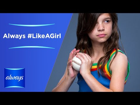 Watch What Happens When People Are Asked To Do Something Like A Girl #LikeAGirl