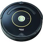 iRobot Roomba 614 Robotic Vacuum - Bagless - Black