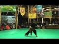 Pasanggiri Pencak Silat ECO Bambu Cipaku