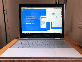 1Password X brings me closer to using a Chromebook full-time