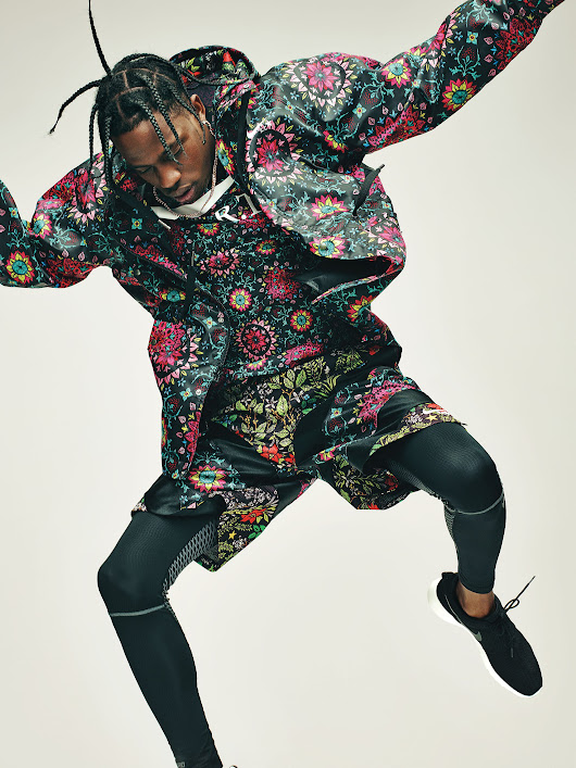 Travis Scott, Fetty Wap, and More in NikeLab's New Designer Collaborations - Vogue