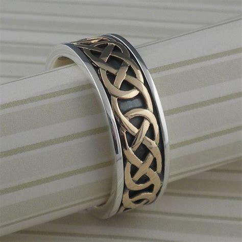 Celtic Eternity Knot Wedding Ring   Rings   Pinterest