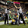 Touchdown, interception or pass interference: Packers vs. Seahawks - NFL and NCAA Referees