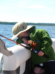 Watching for Walleye