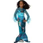 Rubie's Costume Magical Mermaid Child's Halloween Costume, Blue