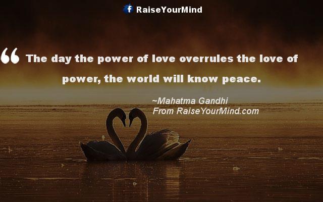 Mahatma Gandhi Quotes Power Love Pictures Wwwpicturesbosscom